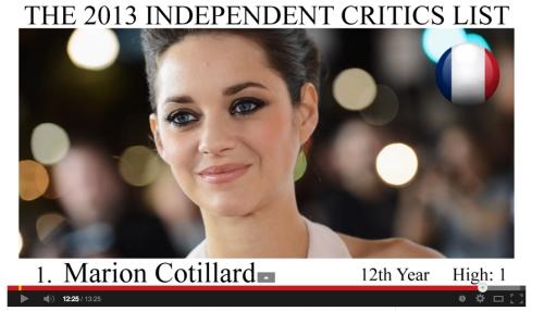 2013年最も美しい顔トップ100!小顔な桐谷さんは何位