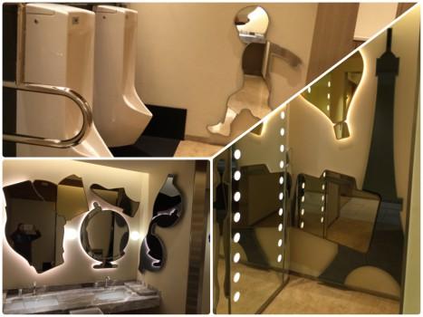 新宿のトイレはすごい
