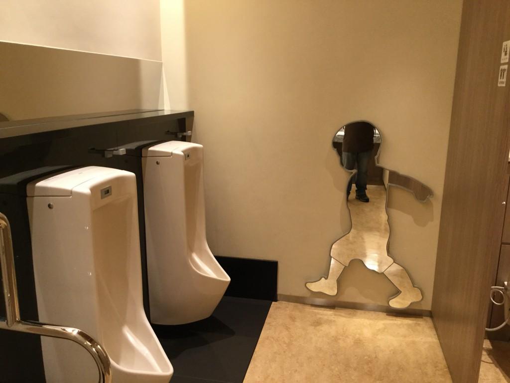 新宿百貨店トイレはすでに売り場へと進化!新宿百貨店トイレの進化を盗め